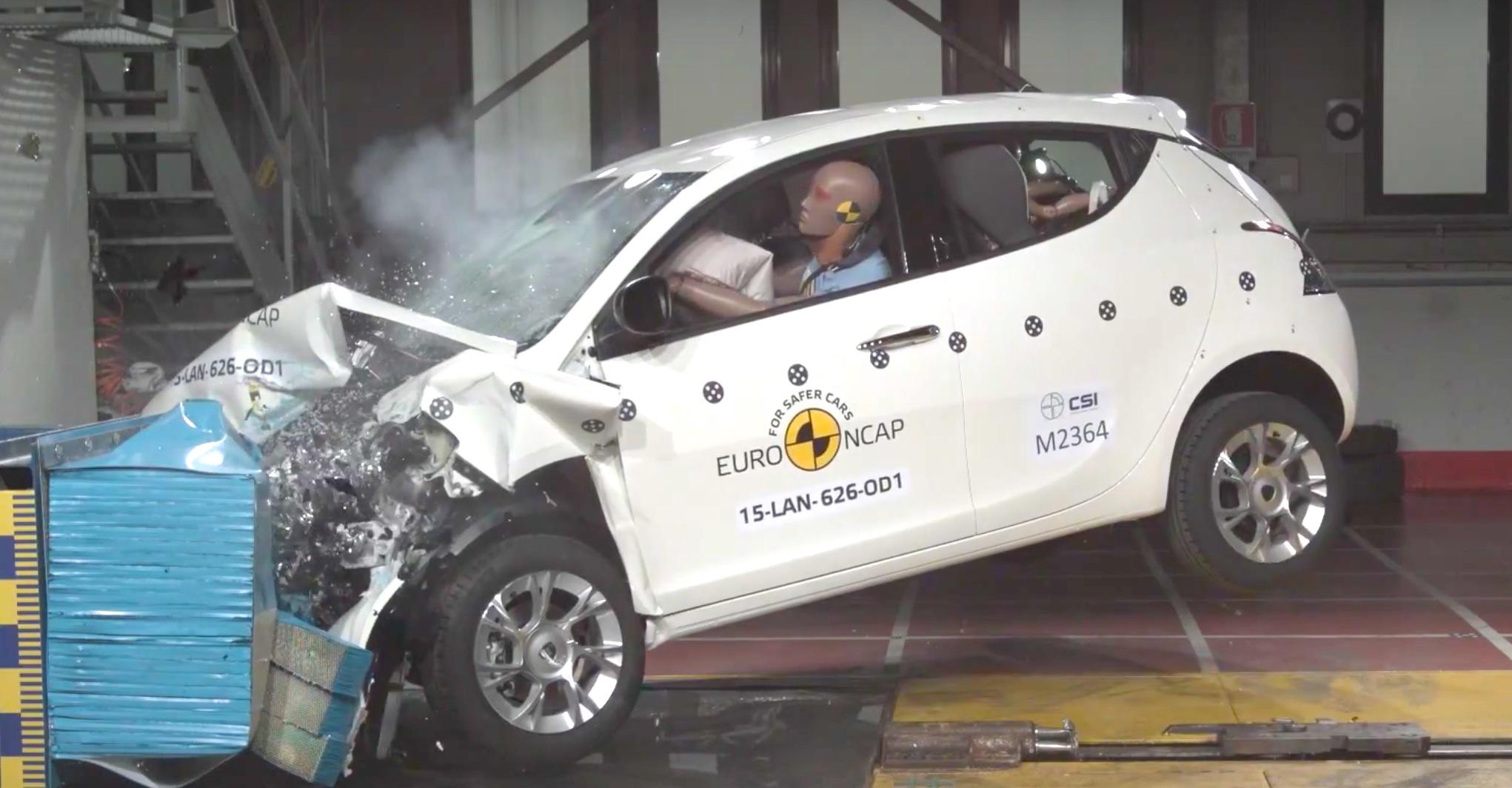 Últimos resultados Euro NCAP: ¿Cuáles han sido los coches más inseguros? 2