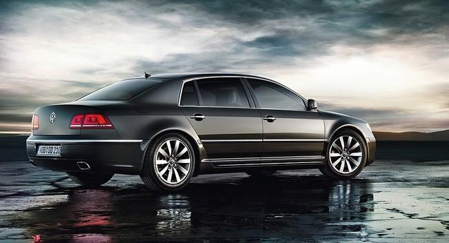 Ya hay fecha de defunción: el Volkswagen Phaeton nos abandonará en Marzo de 2016 1