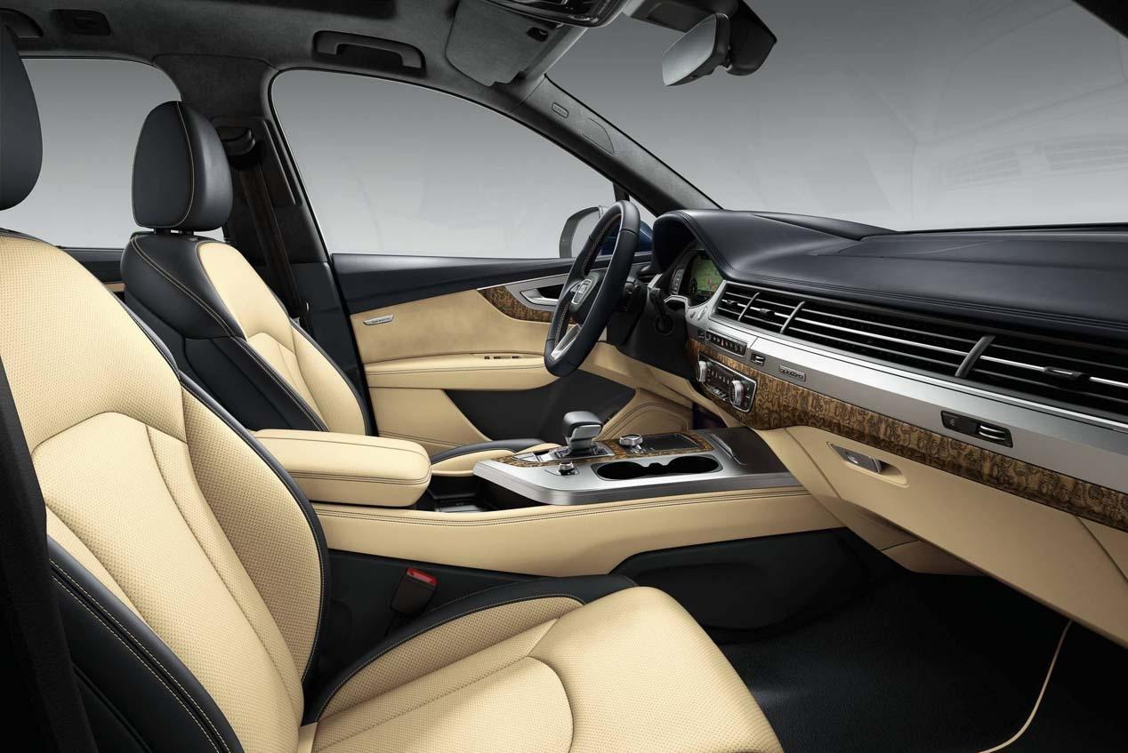 Audi Exclusive permite hacer más único tu Q7 2