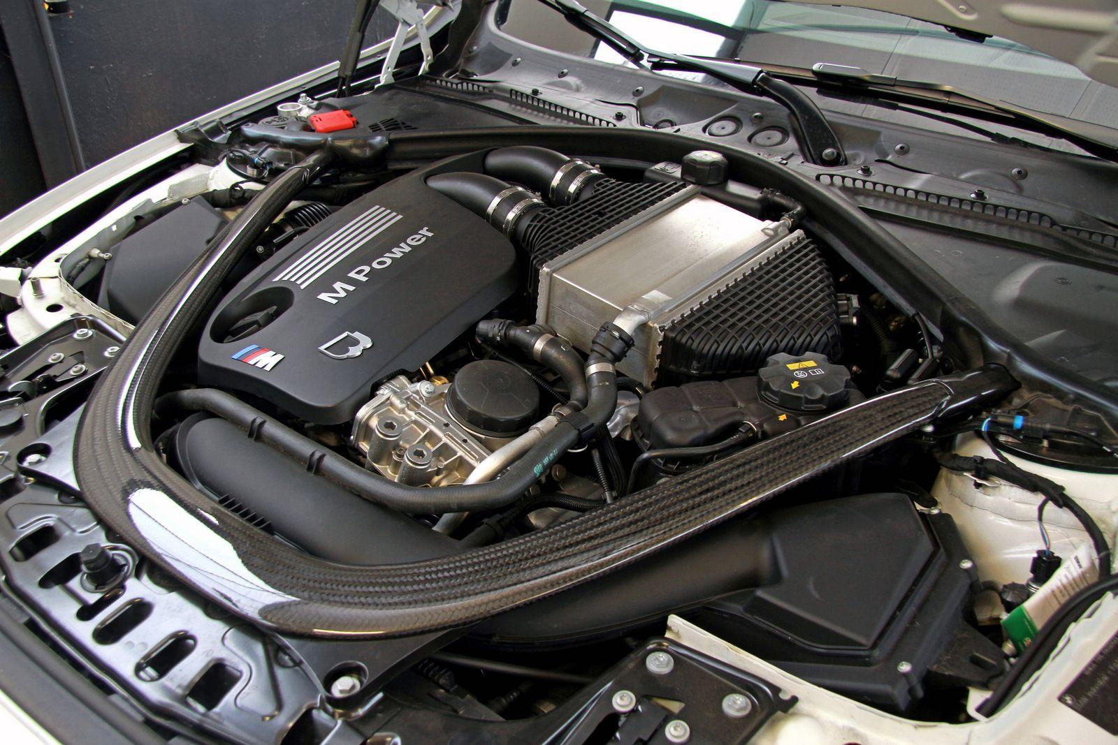 B&B aumenta la potencia de tu BMW M3/M4 hasta los 580 CV 3