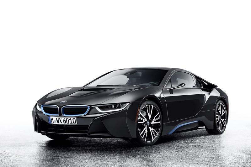 BMW i8 Mirrorless, la apuesta de BMW por el coche sin espejos retrovisores 3