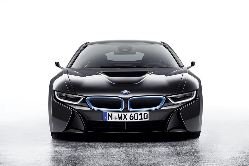 BMW i8 Mirrorless, la apuesta de BMW por el coche sin espejos retrovisores 4