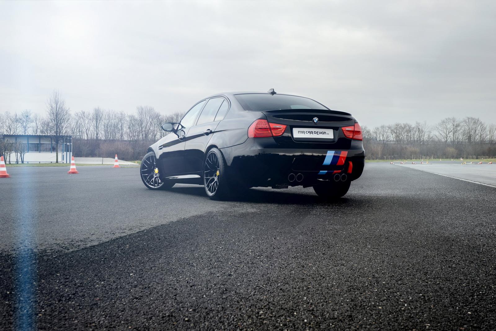 BMW M3 E90 Clubsport por MR Car Design: Pensado para trackdays 2