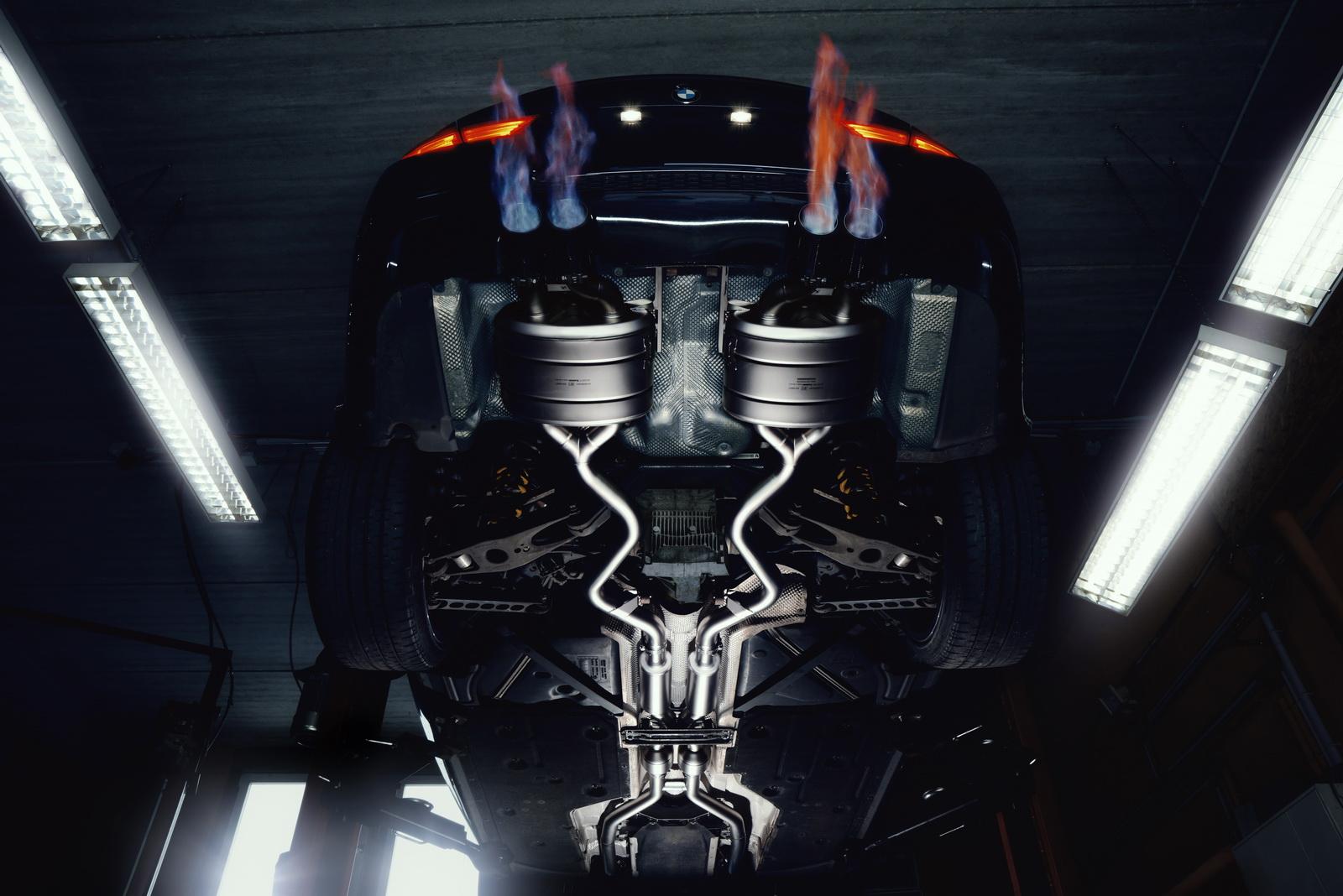 BMW M3 E90 Clubsport por MR Car Design: Pensado para trackdays 4