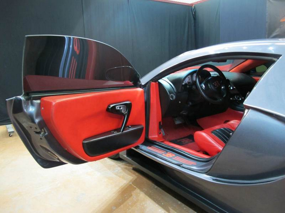 Cuando no te llega para el modelo original: Réplica de Bugatti Veyron por 75.000 euros 1