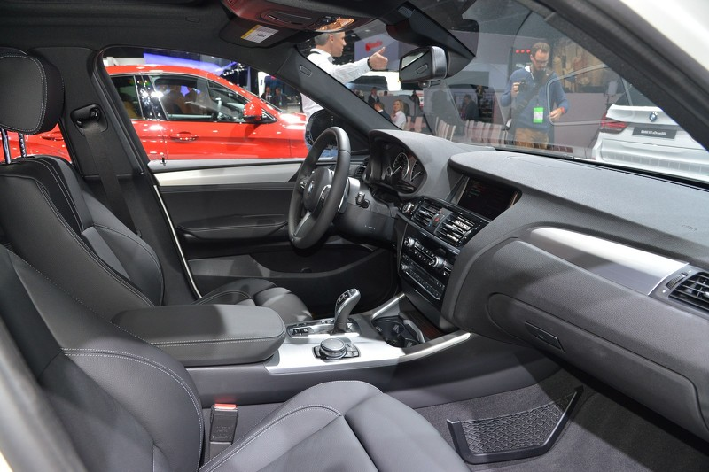 Desde Detroit: BMW X4 M40i 2