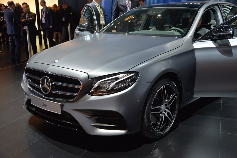 Detroit 2016: Mercedes Clase E, de primera mano y con todo lujo de detalles 5