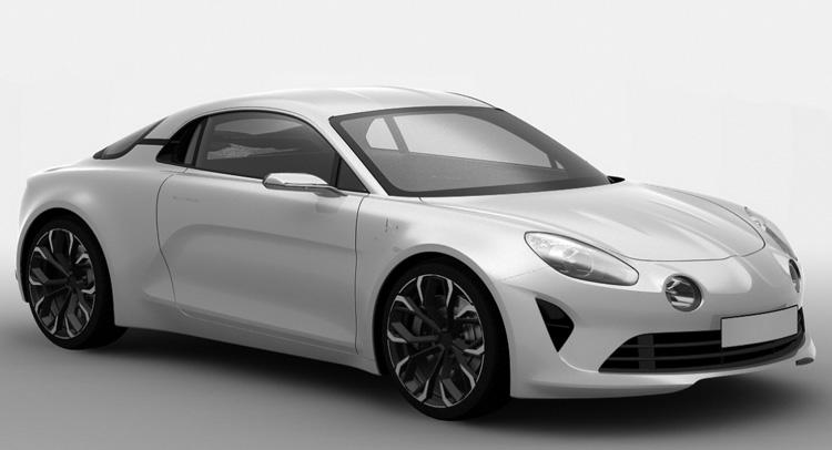 El 16 de Febrero conoceremos el nuevo Alpine A120 de producción: 300 CV, caja EDC de doble embrague y un peso-pluma 1
