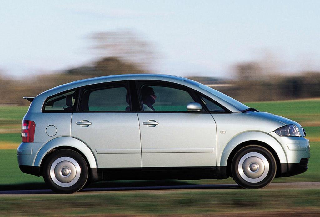El Audi A2 podría volver como eléctrico y rival directo del BMW i3 1