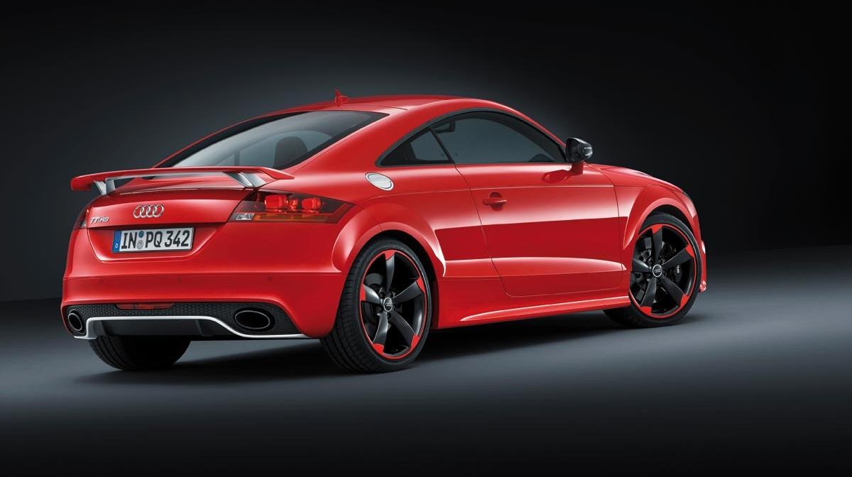 El Audi TT-RS tocará techo en 400 caballos 1