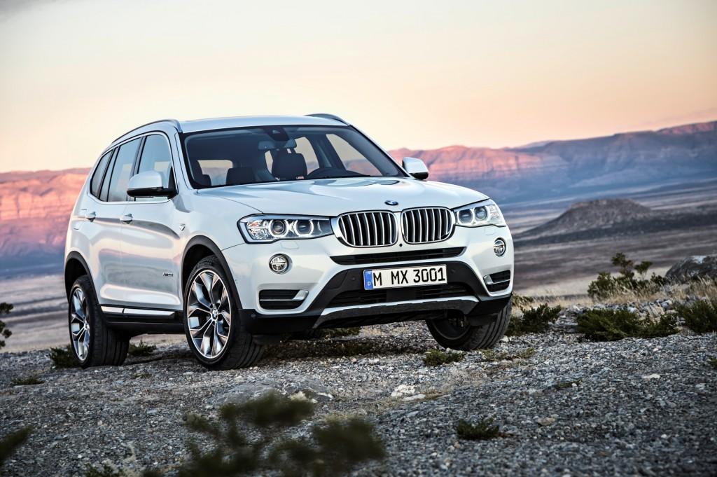 El BMW X3 será presentado en agosto, llegará a España en otoño