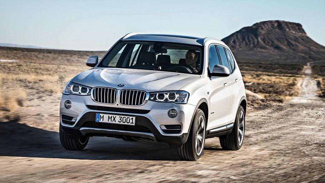 El BMW X3 M ya está de camino, aterrizará con 500 caballos de potencia 2