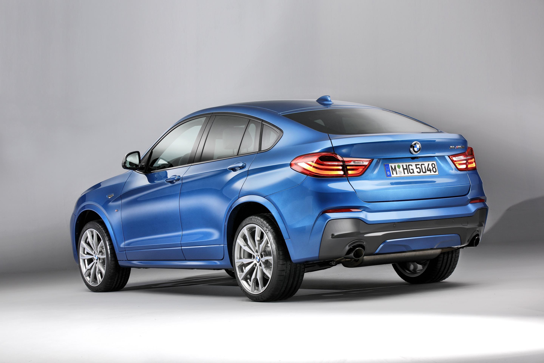 El BMW X4 M40i con el motor 3.0 de 360 CV llega desde 73.500 euros a España 3