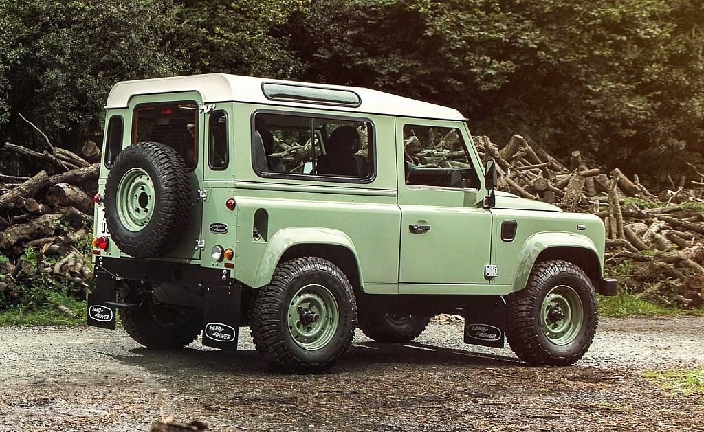 El Land Rover Defender finalmente se retira con honores tras 68 años al pie del cañón 2