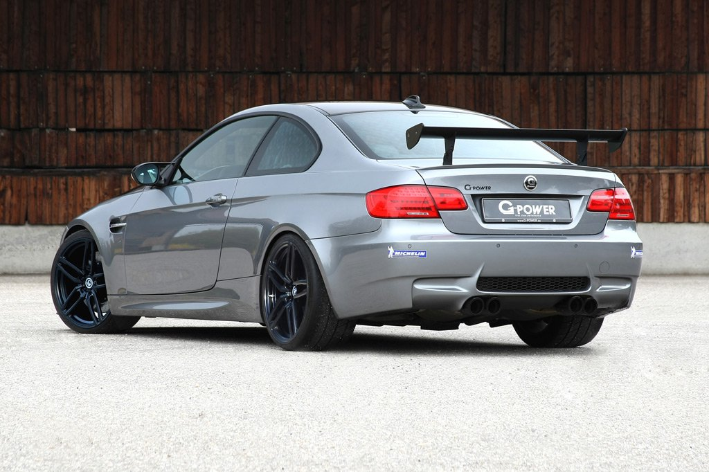 ¡Ey! Los BMW Serie 3 E92 aún no han pasado de moda, aquí tienes el G-Power M3 RSE9X 2