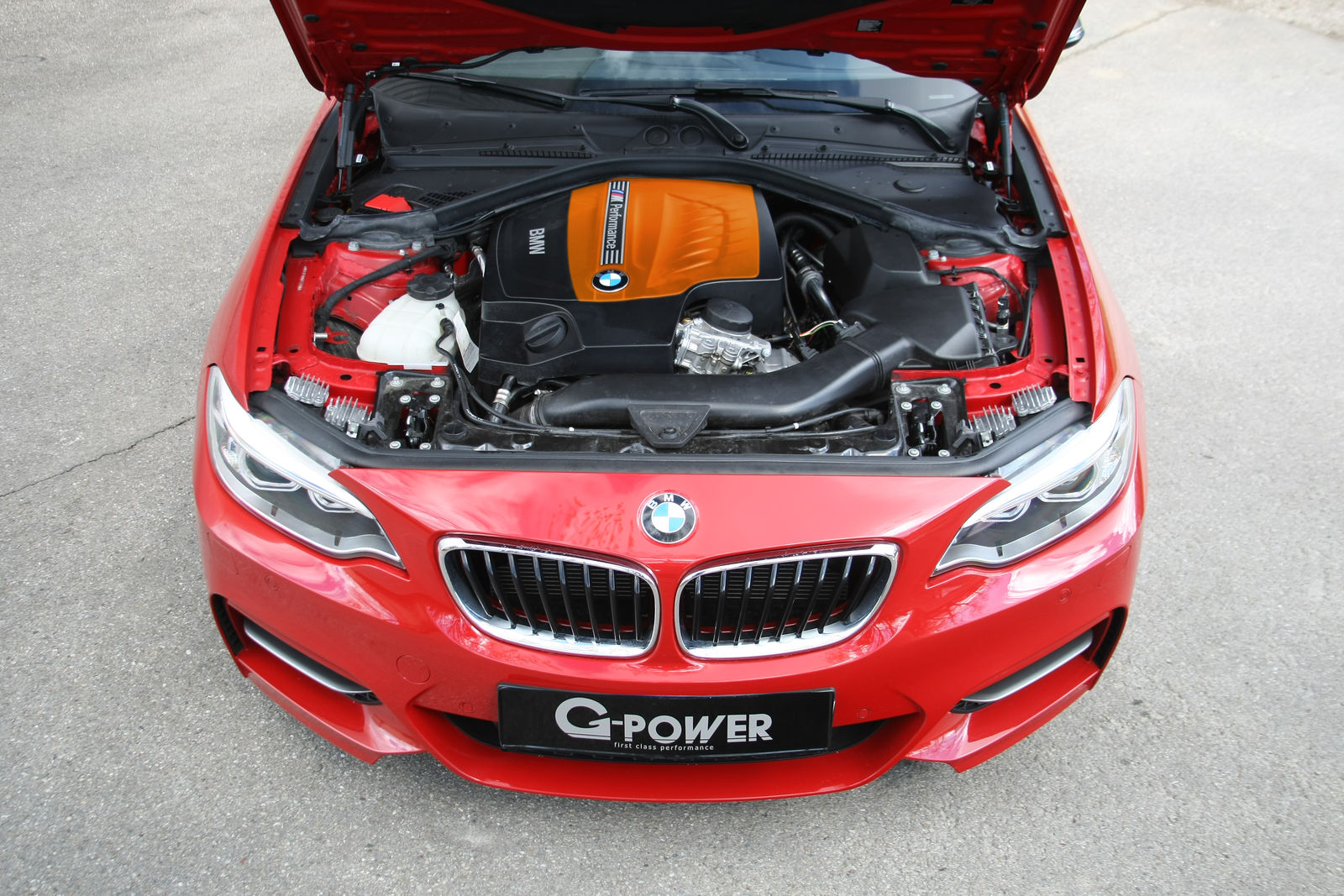 G-Power recorta las distancias de tu BMW M235i frente al M2 2