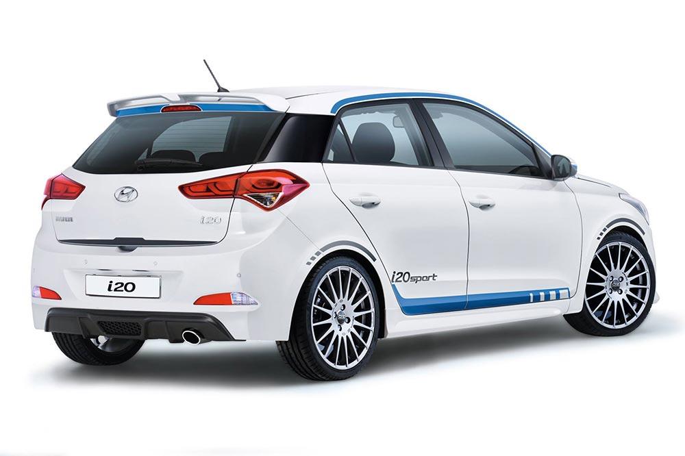 Hyundai i20 1.0 Turbo Sport: 120 CV con esencia deportiva 1