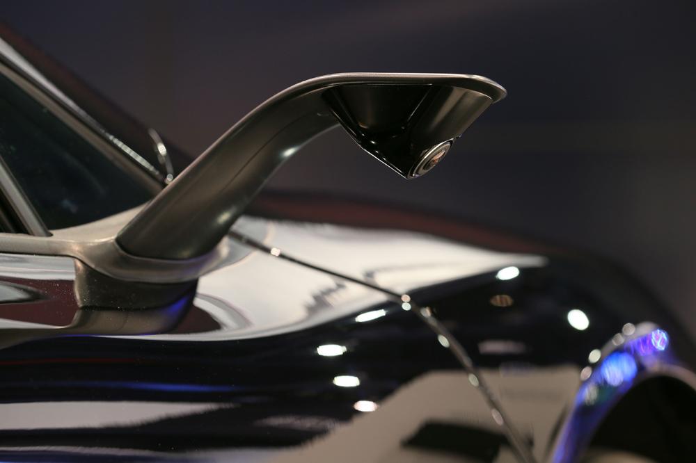 McLaren 675LT JVCKENWOOD Concept: Un interior mucho más futurista 1