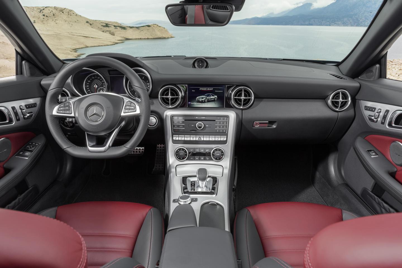 Mercedes SLC 2016: El SLK puesto al día ya está disponible desde 45.250 euros 2