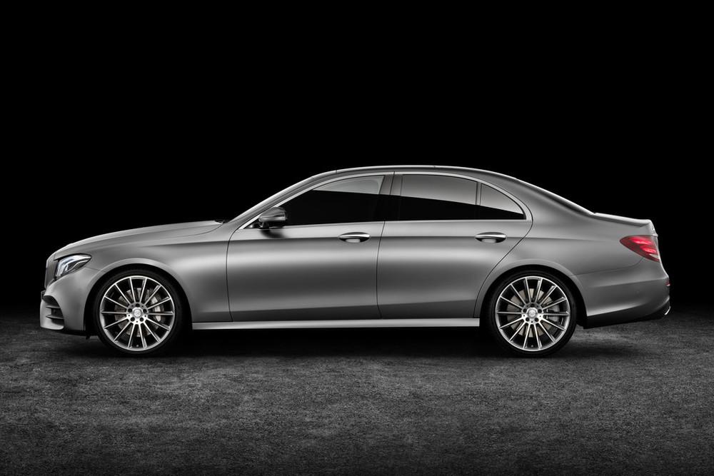 Oficial: nuevo Mercedes Clase E, primeras imágenes oficiales 1