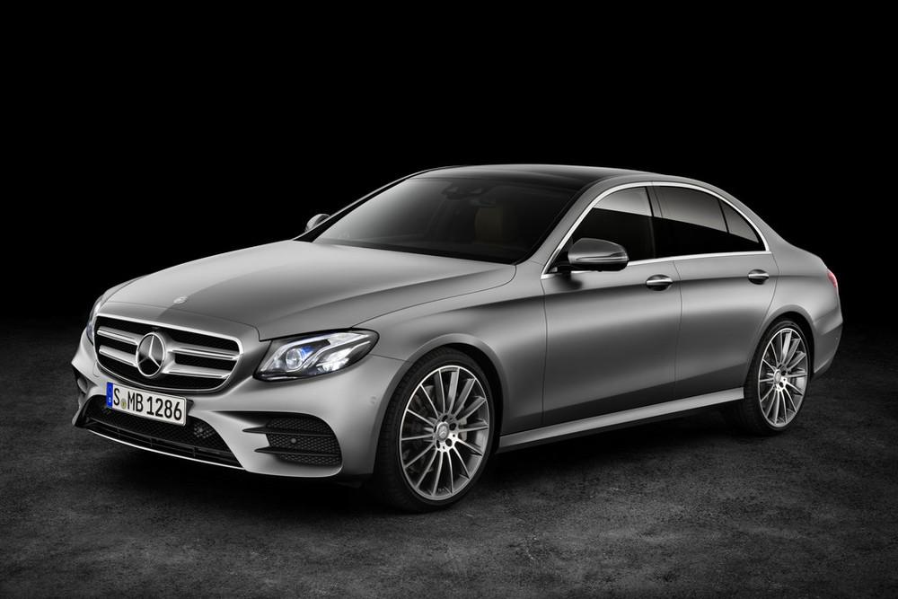 Oficial: nuevo Mercedes Clase E, primeras imágenes oficiales 4