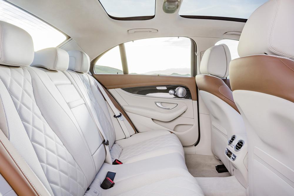 Oficial: nuevo Mercedes Clase E, primeras imágenes oficiales 6