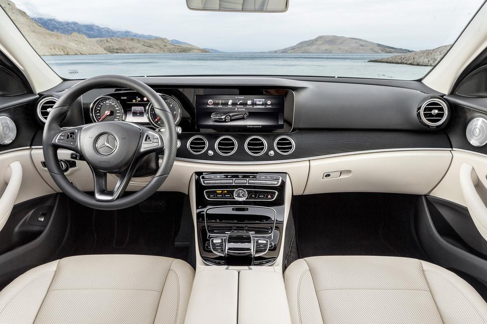 Oficial: nuevo Mercedes Clase E, primeras imágenes oficiales 7
