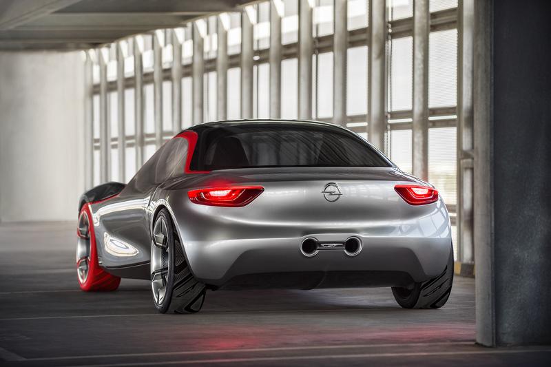 Opel GT Concept, primeras imágenes oficiales 1