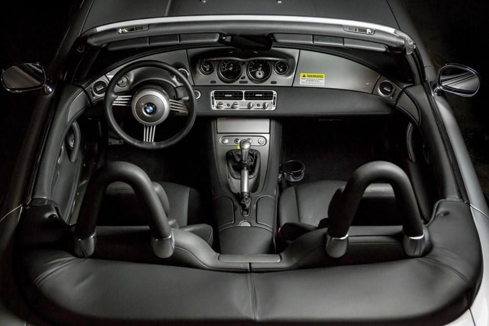 ¿Quieres un BMW Z8 casi de estreno? Puedes conseguirlo, pero no será barato 2