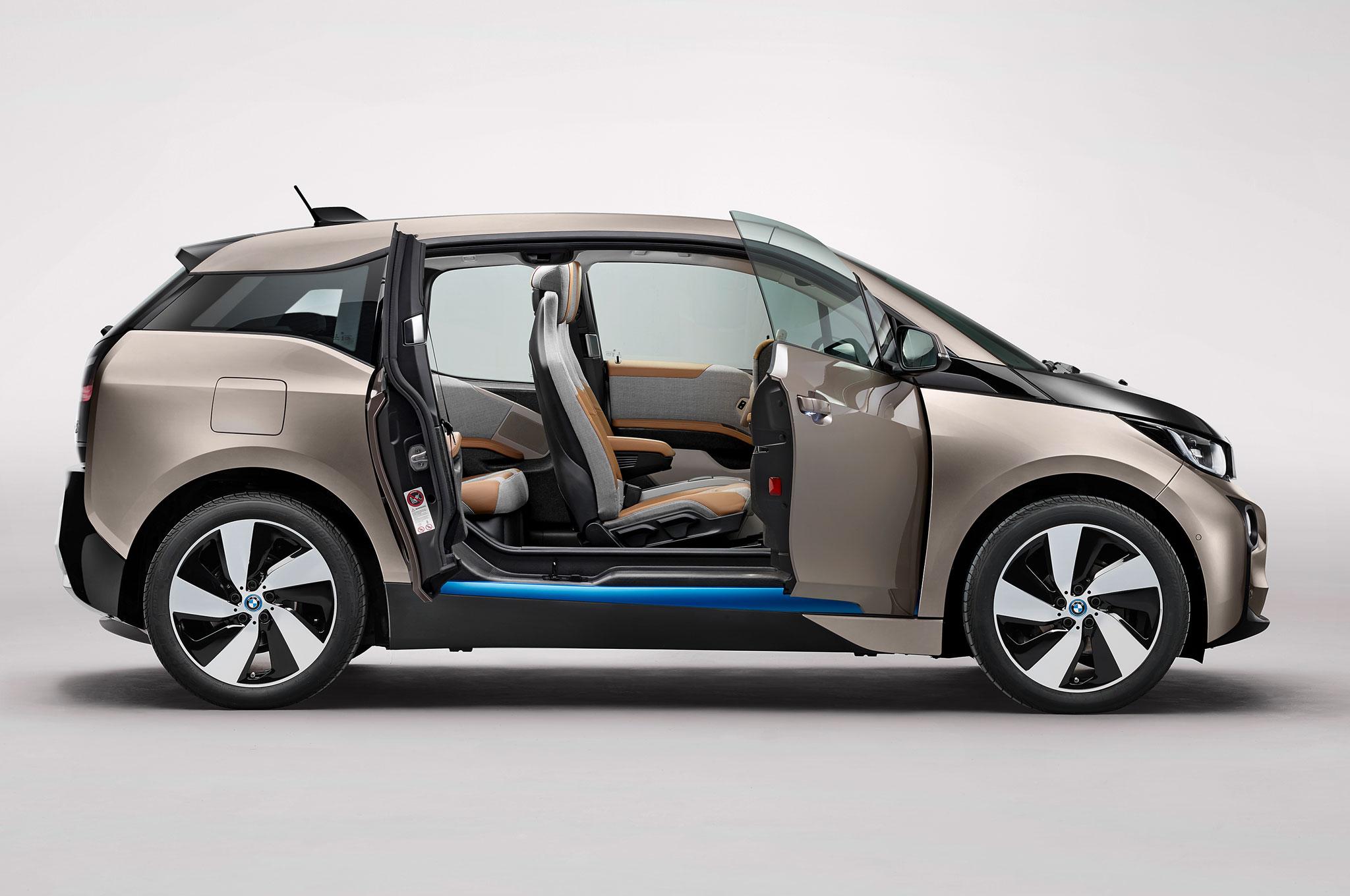 Rumore rumore: ¿Más autonomía para el BMW i3 gracias a unas nuevas baterías? 2