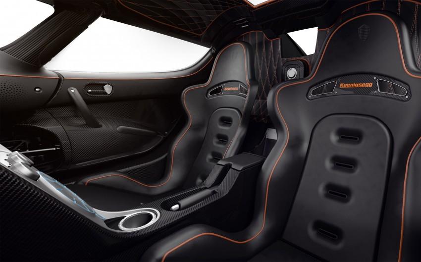 Se vende la producción completa del Koenigsegg Agera RS: 25 unidades en 10 meses 1