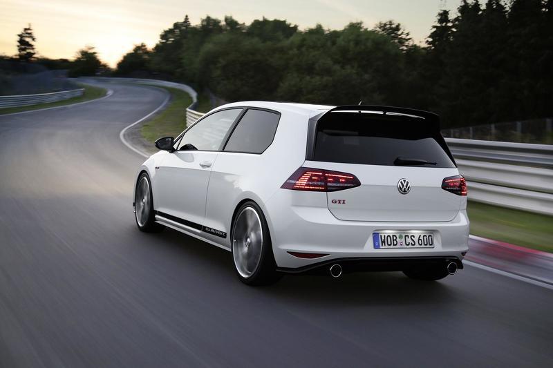Volkswagen podría lanzar un GTI Clubsport aligerado y más potente 2