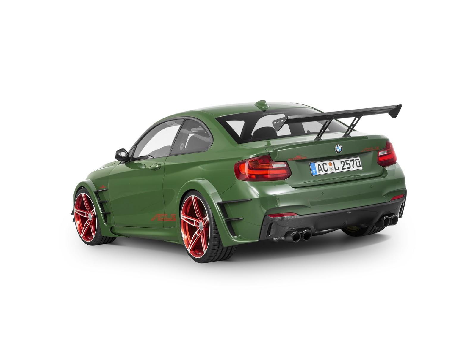 AC Schnitzer ACL2: El BMW M235i recibe una transformación radical y se queda en 570 caballos 2