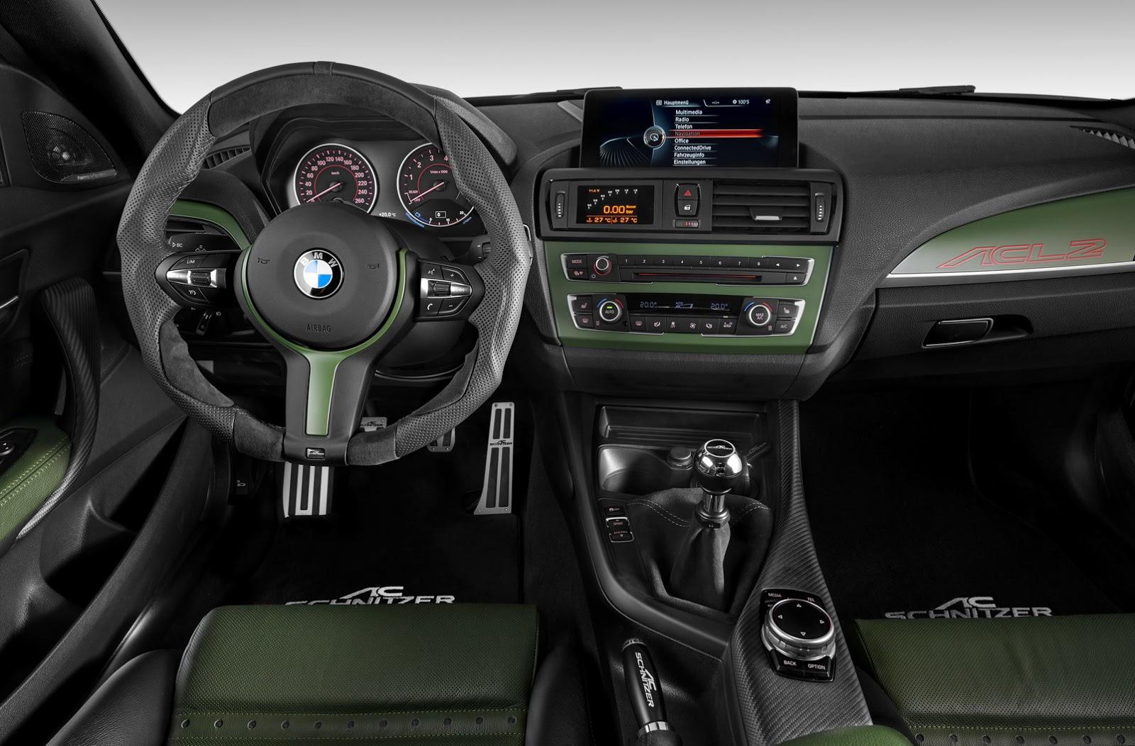 AC Schnitzer ACL2: El BMW M235i recibe una transformación radical y se queda en 570 caballos 3