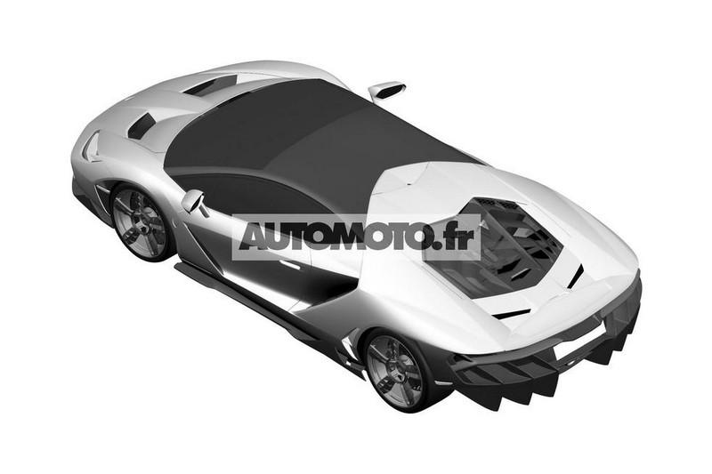 ¡Al descubierto! Lamborghini Centenario LP 770-4 1