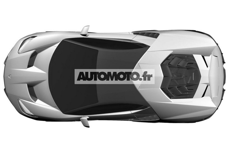 ¡Al descubierto! Lamborghini Centenario LP 770-4 2