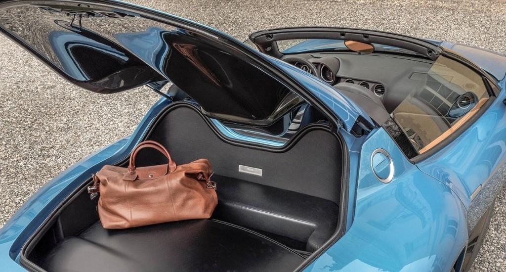 Así es el Alfa Romeo Disco Volante Spider: Sólo se fabricarán 7 unidades por parte de Carrozeria Touring Superleggera 2