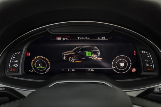 Audi Q7 e-tron quattro TDI: El primer híbrido diésel enchufable de Audi 1
