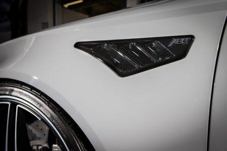 735 caballos y 920 Nm de par para el Audi RS6 Avant bajo la manta de ABT