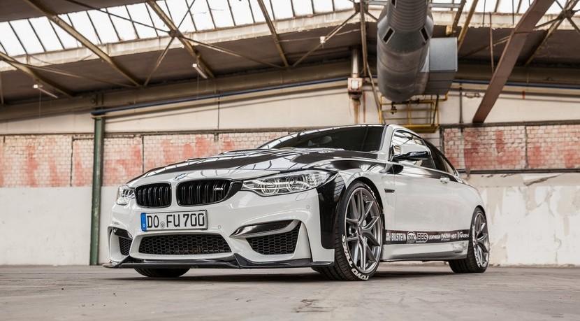 BMW M4R Carbonfiber Dynamics: 700 CV y una dieta a base de fibra de carbono 3