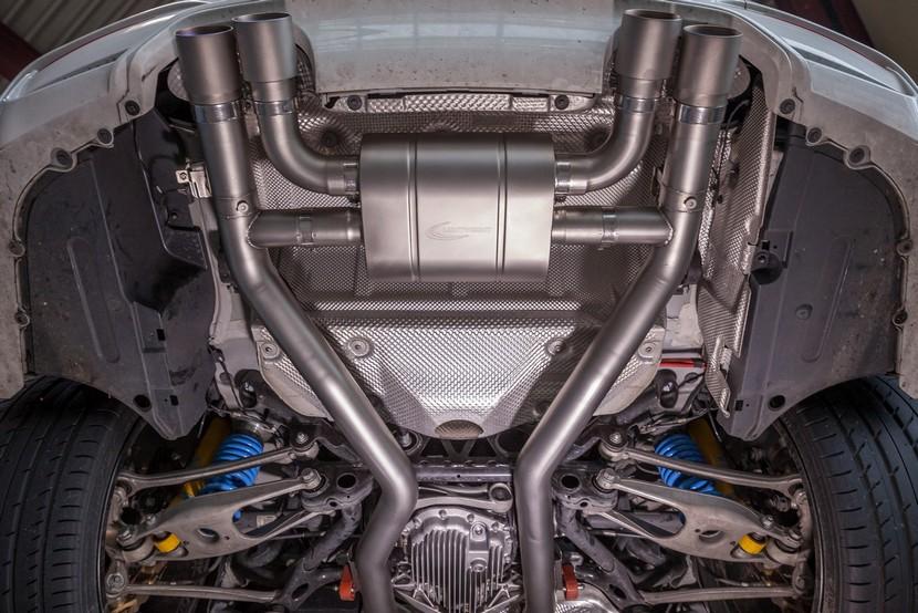BMW M4R Carbonfiber Dynamics: 700 CV y una dieta a base de fibra de carbono 4
