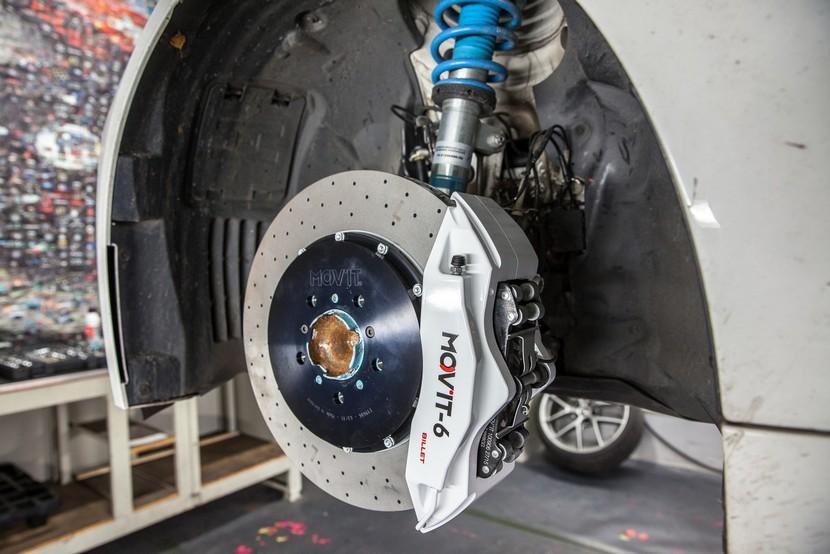 BMW M4R Carbonfiber Dynamics: 700 CV y una dieta a base de fibra de carbono 5