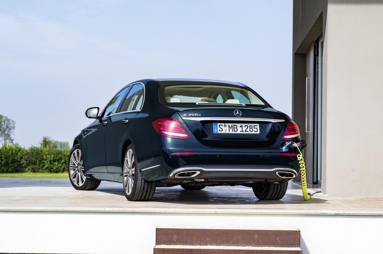 El nuevo Mercedes Clase E disponible desde Abril: Necesitarás, al menos, 48.900 euros... 2