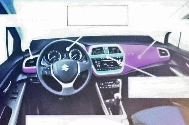 El rediseño (filtrado) del Suzuki SX4 S-Cross ya es público... y no te gustará 1