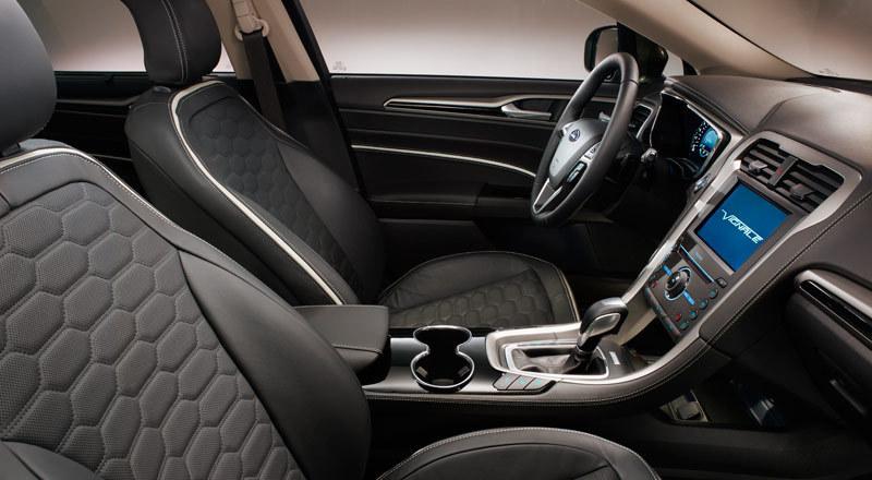 El Salón de Ginebra nos traerá más modelos premium de la línea Ford Vignale 2