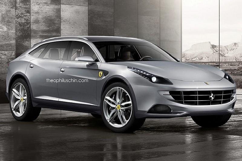 El SUV de Ferrari llegará antes de lo previsto, ¡en marcha!