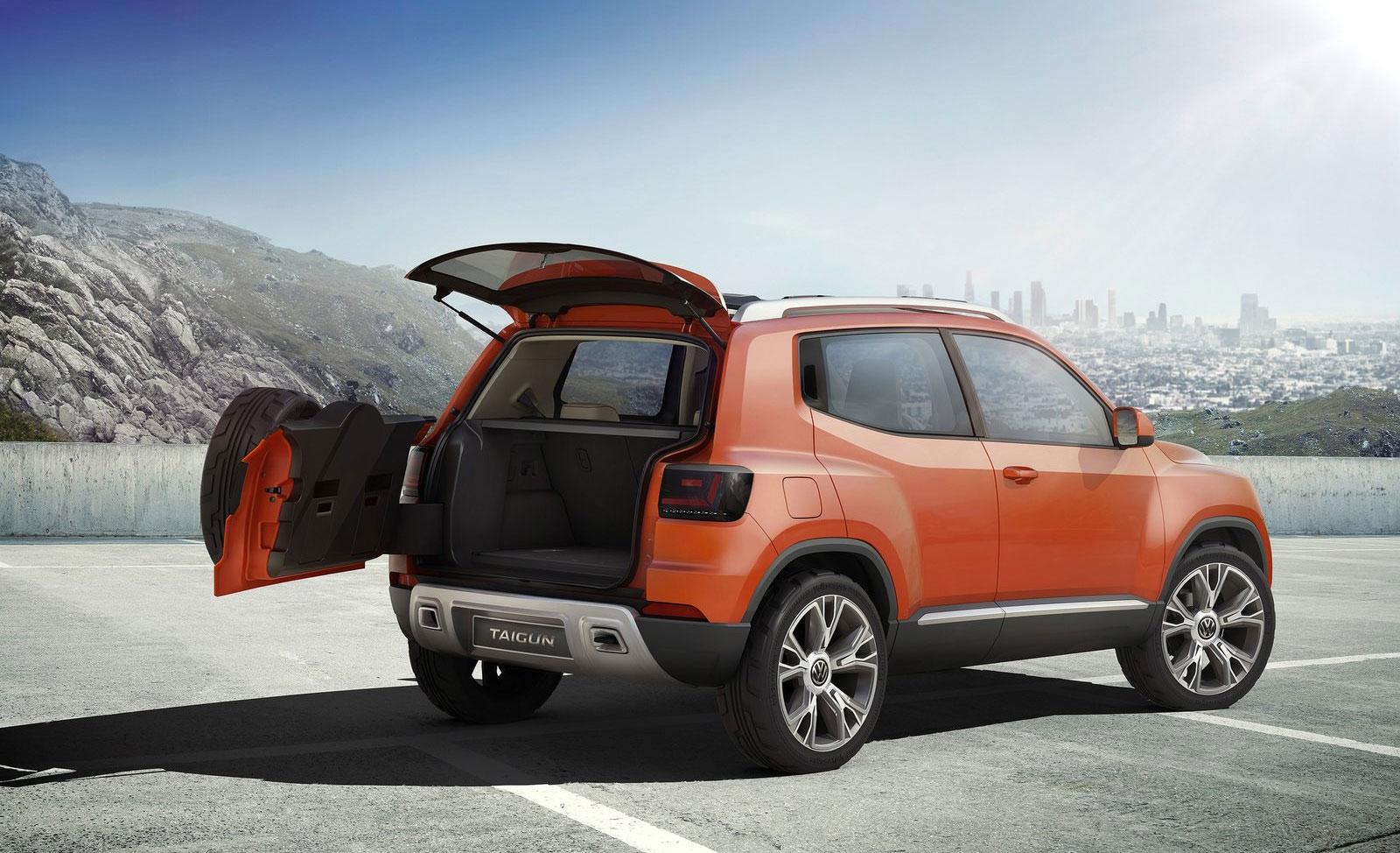 El Volkswagen Taigun no irá a producción, aunque lanzará un modelo de similares características 2