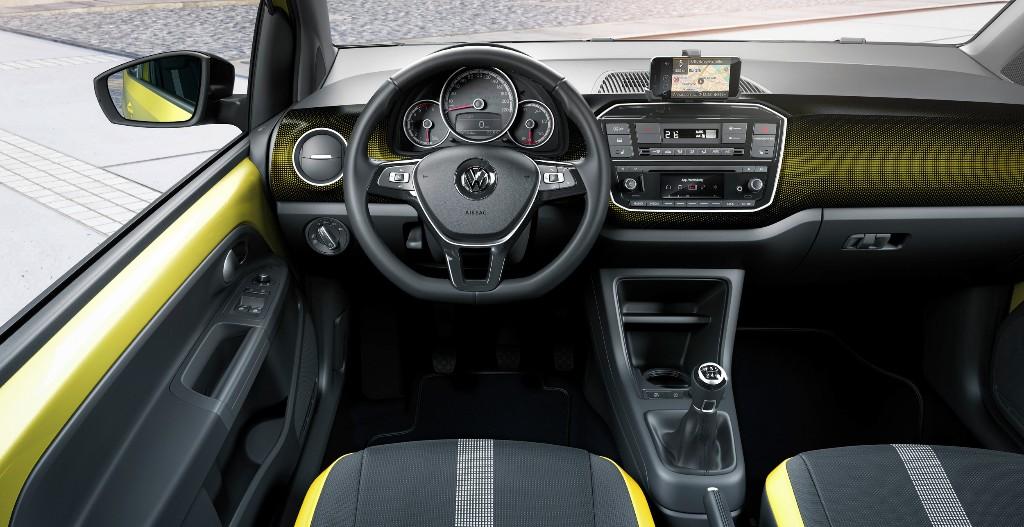 El Volkswagen Up! 2016, ahora con motor turbo de 90 CV y estética renovada 2