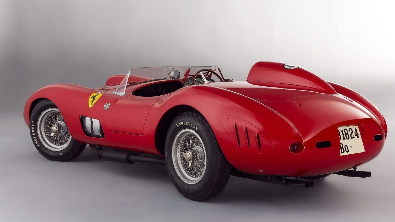Ferrari 335S Sport Scaglietti: Récord de precio logrado en una subasta 1
