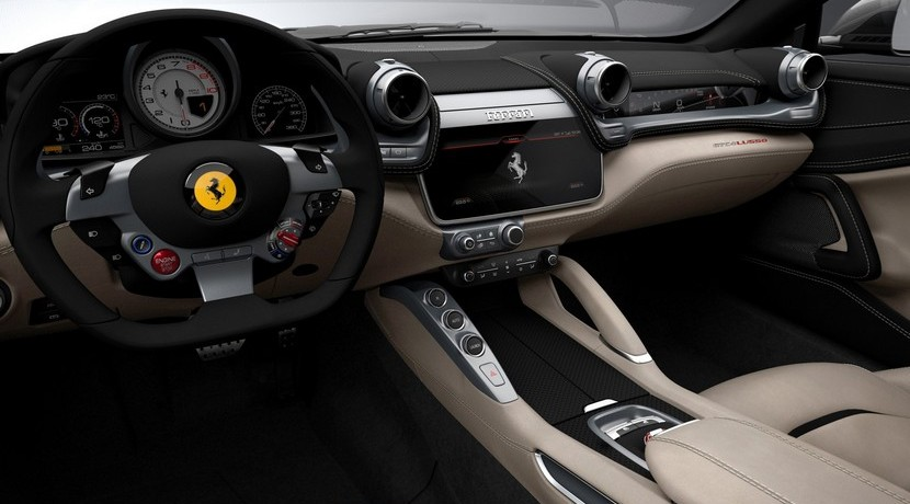 Ferrari GTC4Lusso: El relevo del FF que veremos en el Salón de Ginebra de 2016 3